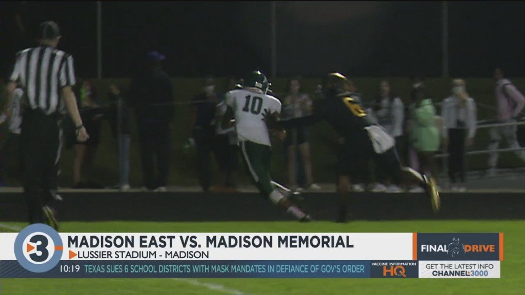 Madison Memorial Takes Down Madison East In Big 8 Play