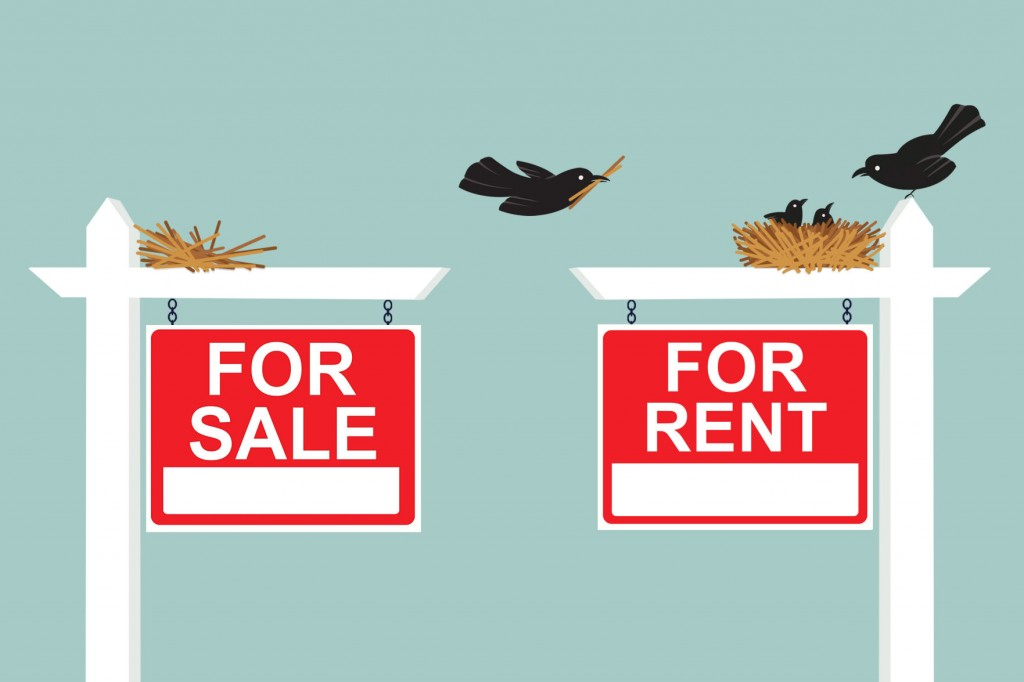 Frustrated House Hunters Are Giving Up On Buying Only To Face An Expensive Rental Market