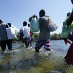 Thousands Of Haitian Migrants Converge On Texas Border Town