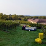 Wollersheim Winery with a truck in the background