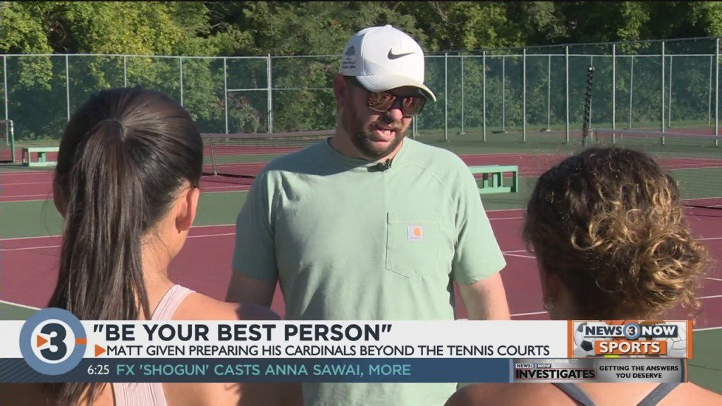 """""""be Your Best Person:"""" For Middleton Tennis, Success Is More Than A Trophy"""