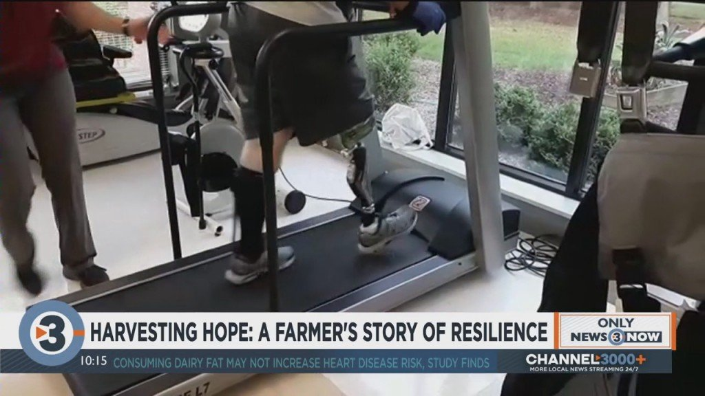 Harvesting Hope: A Farmer's Story Of Resilience
