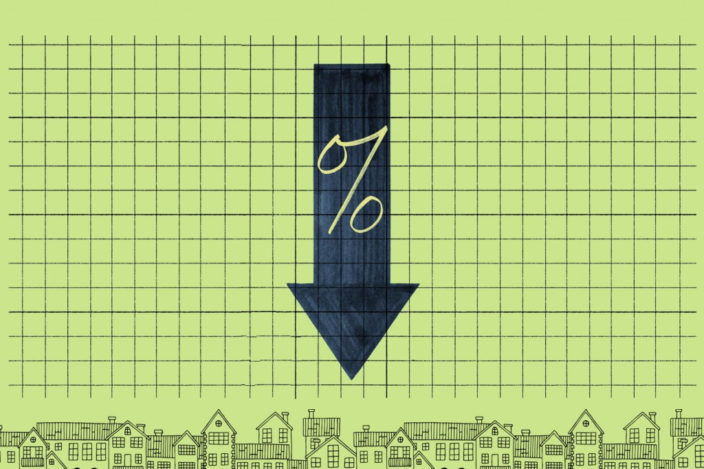Current Mortgage Rates Tick Lower