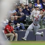 Cards Win 10th In Row, Beat Brewers To Extend Wild Card Lead