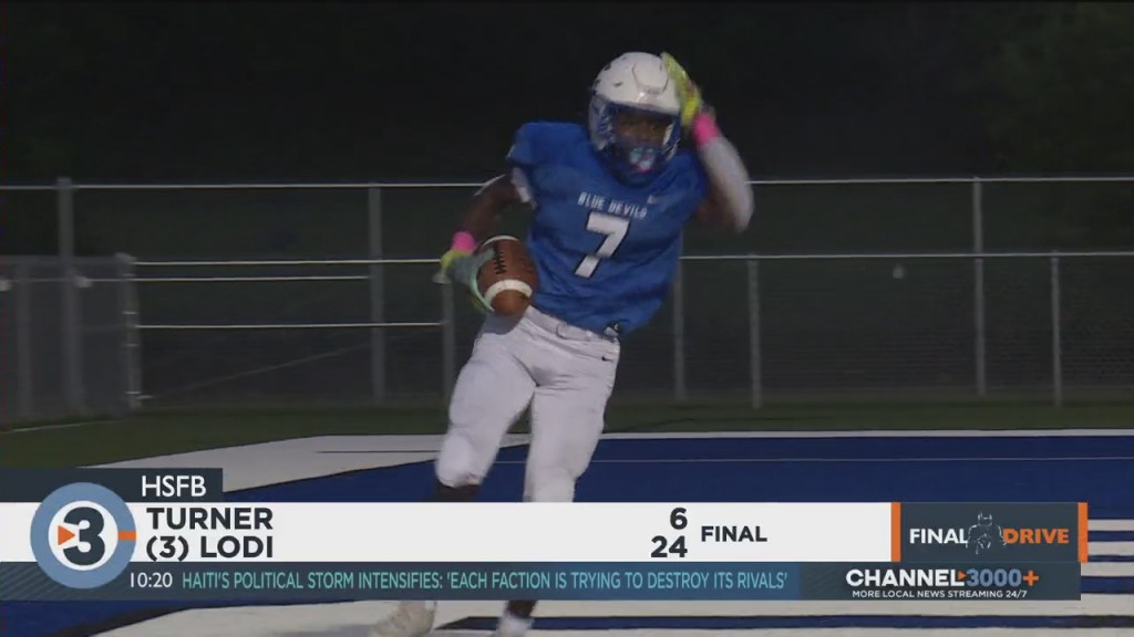 Lodi Take Down Beloit Turner To Stay Undefeated