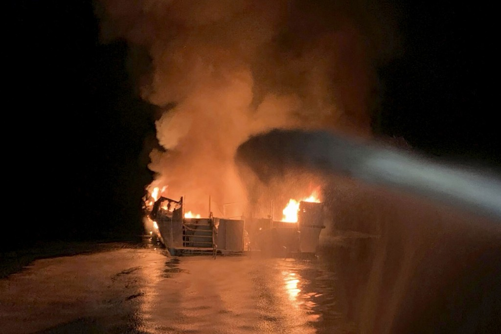 Bill Would Change Maritime Liability Rules After Boat Fire