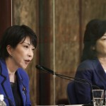 2 Women, Political Opposites, Vying In Race For Japan Pm