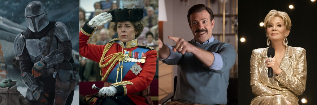 'the Crown,' 'ted Lasso,' Streaming Seek Emmy Awards Glory