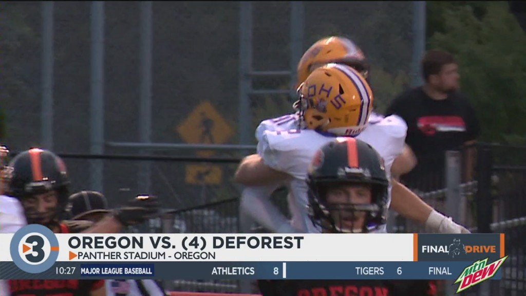 Mason Keyes Throws For 3 Touchdowns As Deforest Moves To 3 0