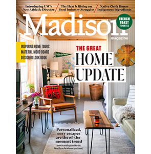 cover of October 2021 issue