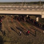 Migrant Camp Along Texas Border Shrinks As Removals Ramp Up