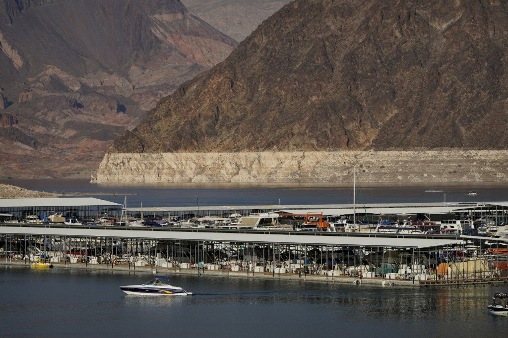 Us Projections On Drought Hit Colorado River Grow More Dire