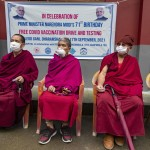 The Latest: India Gives 25m Vaccine Doses On Modi's Birthday