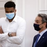 Antetokounmpo In Greece As Mom, Brother Handed Citizenship