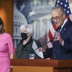 Democrats See Tax 'framework' To Pay For Huge $3.5t Package