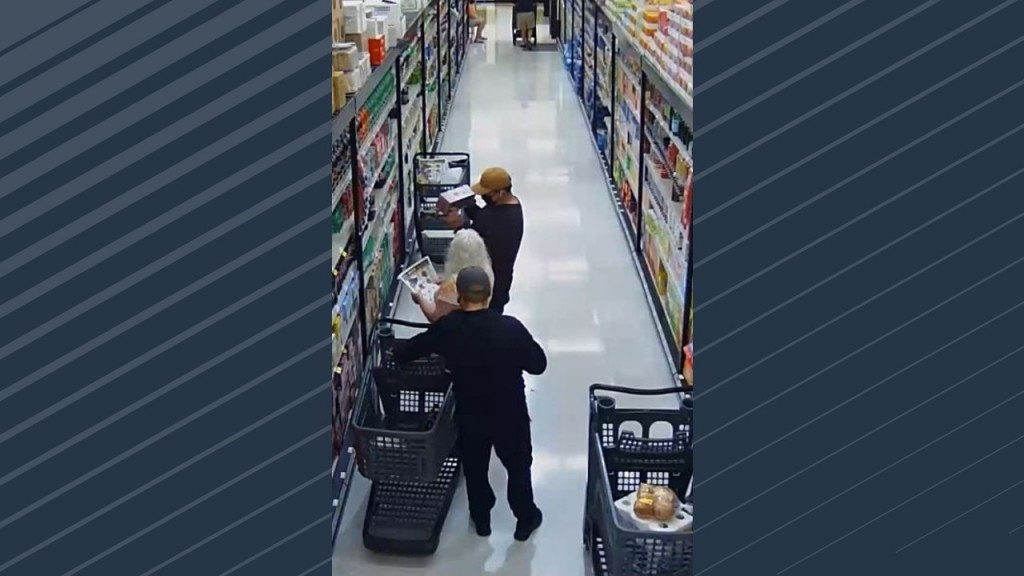 Wallet Theft Suspects