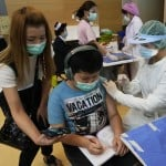The Latest: Bangkok To Give Vaccines To Ages 12 To 18