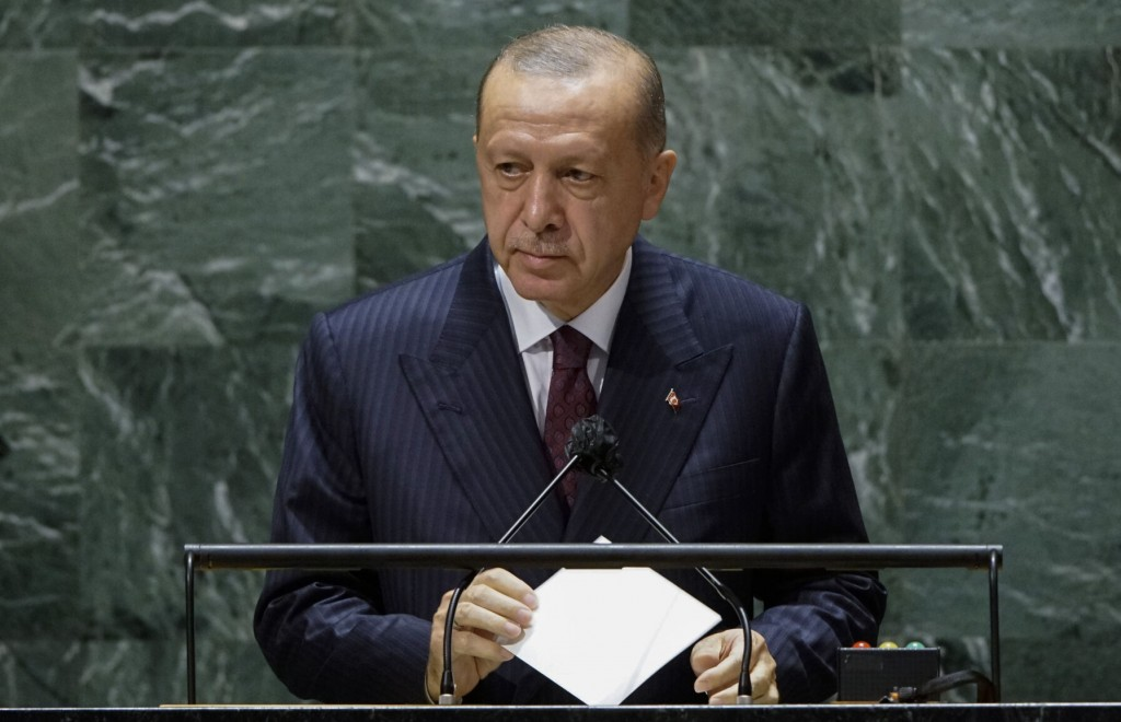 The Latest: Turkey Says Us Failing To Help Afghan Refugees