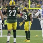Packers Dominate 2nd Half, Bounce Back To Beat Lions 35 17