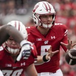 Badgers' Mertz Remains Optimistic After Disappointing Opener