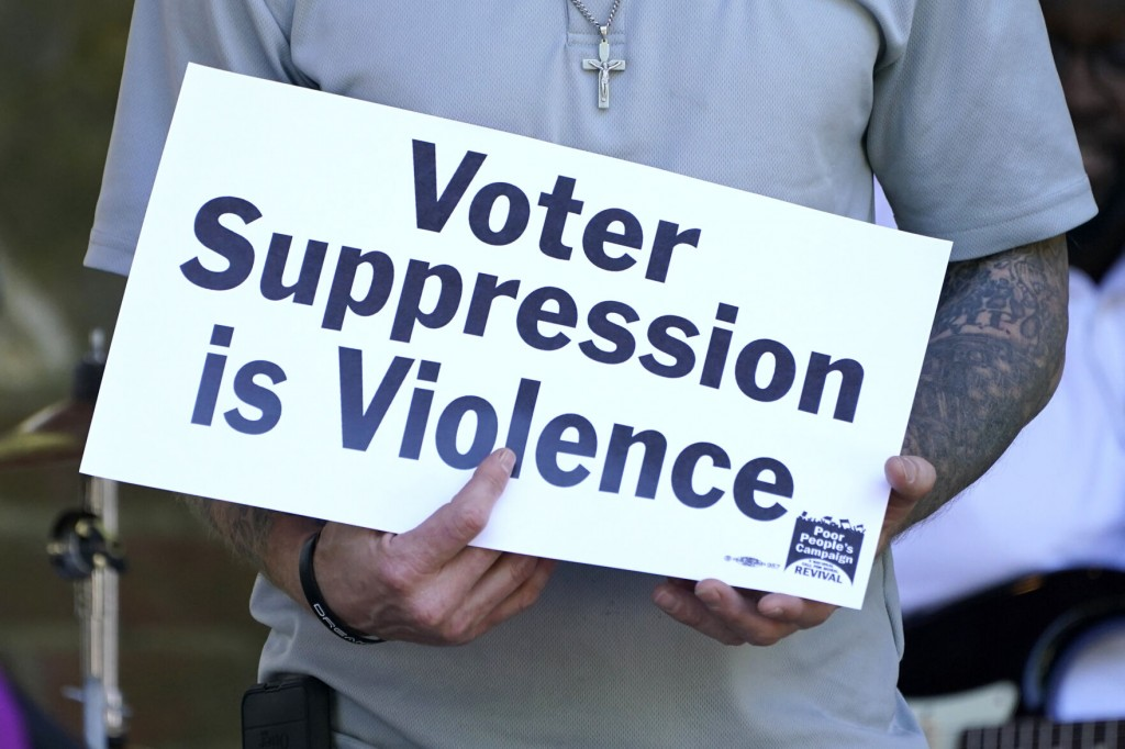 Mississippi Voting Rights Case Is Argued At Us Appeals Court