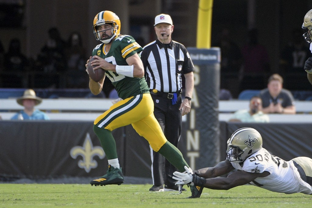 Lions, Packers Attempt To Bounce Back After Losing Openers