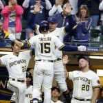 Goldschmidt Homers Twice, Cards Beat Brewers For 12th In Row