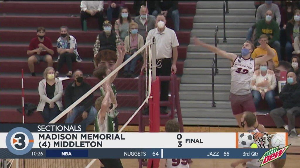 Hs Boys Vb Sectionals
