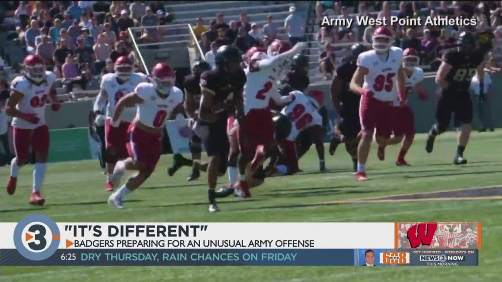 Tackling Army's Triple Option Offense