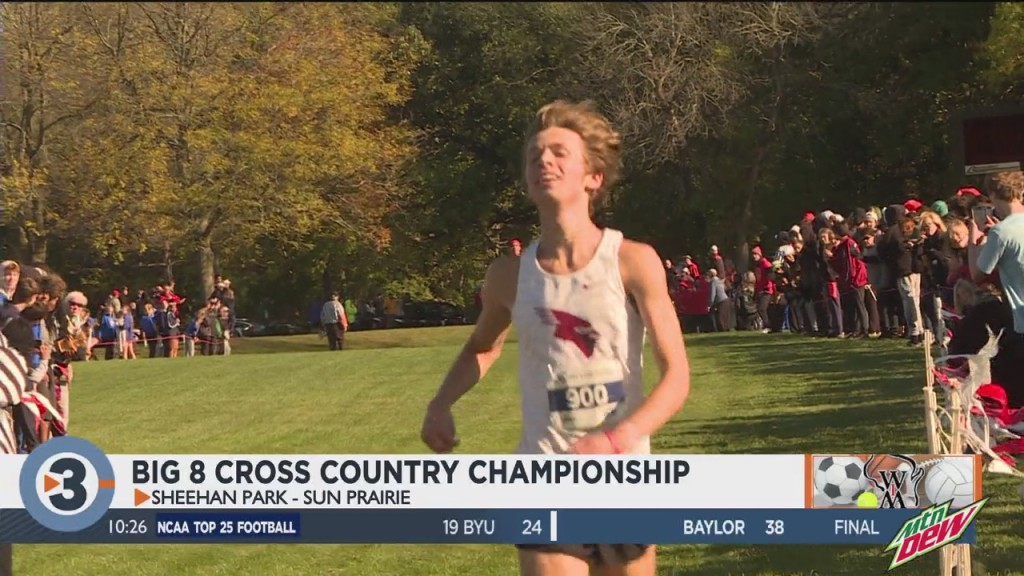 Middleton Shows Out At Big 8 Conference Championship
