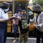 Covid Vaccine Mandate Takes Effect For Nyc Teachers, Staff