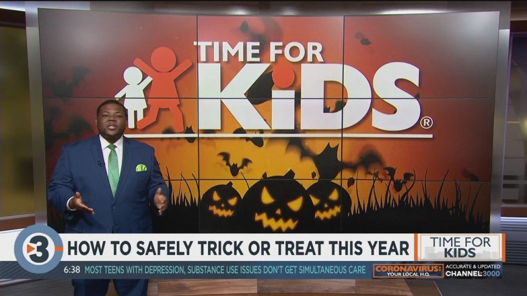 Ssm Health: Things To Keep In Mind While Trick Or Treating This Halloween