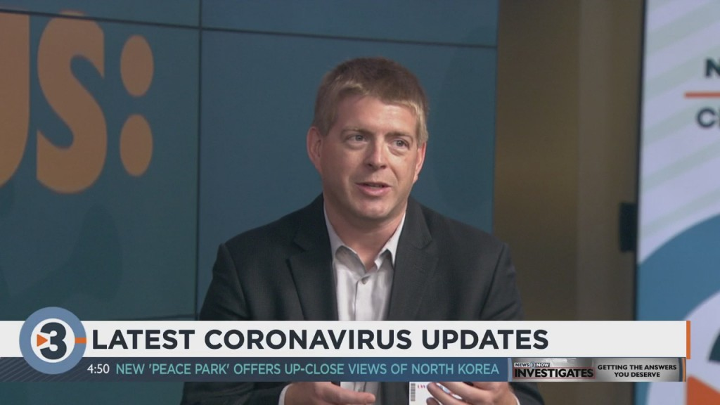 Uw Health's Dr. Pothof Comments On Latest Covid Updates