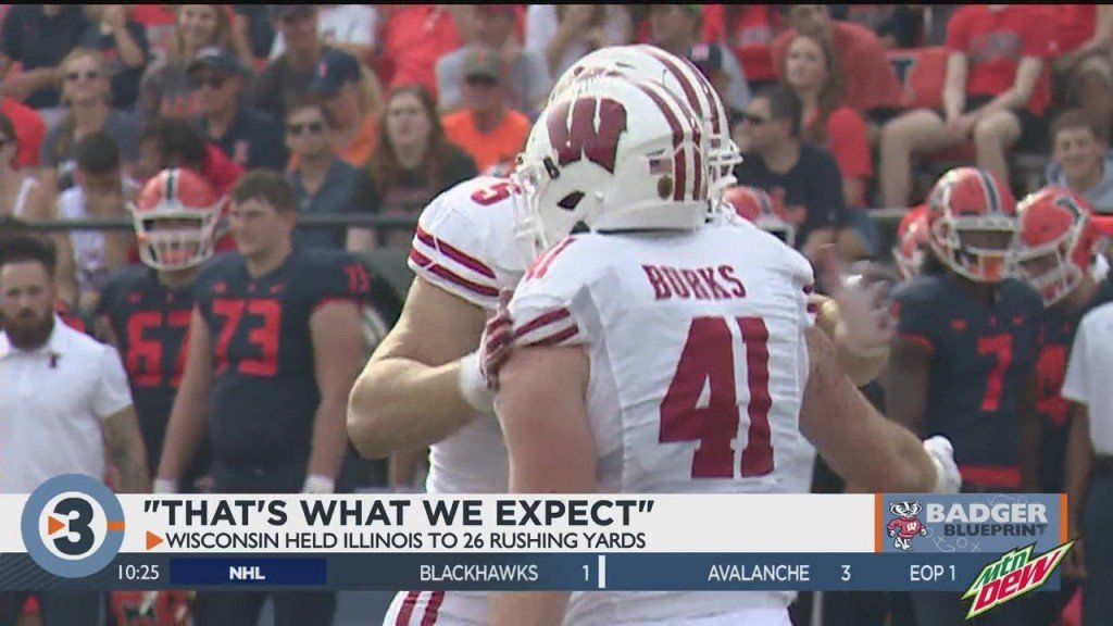 Badger Blueprint: A Step In The Right Direction As Wisconsin Preps For Army