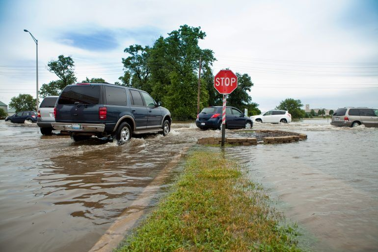 How Car Insurance Works After A Natural Disaster