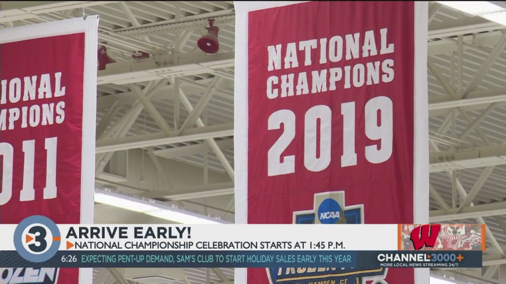 Badger Women To Raise Another Banner On Saturday