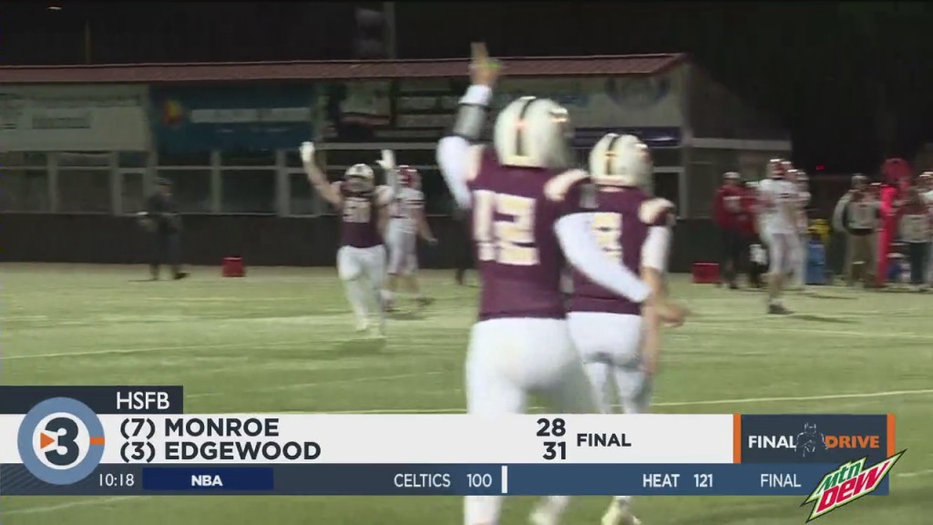 Edgewood Holds On To Win Rock Valley Title