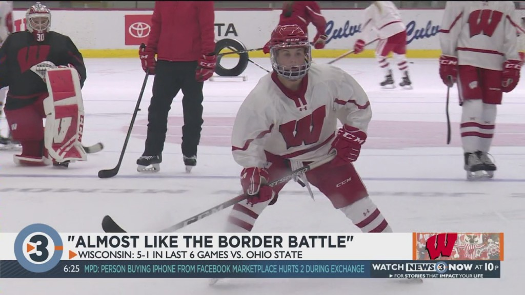 Badger Women's Hockey Set For Potential National Championship Preview