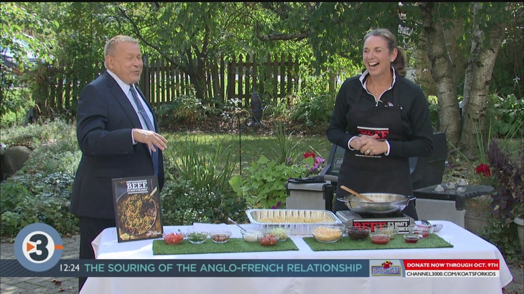 Angie Horkan Shares Easy Recipes For Nachos, Tasty Beef Dip