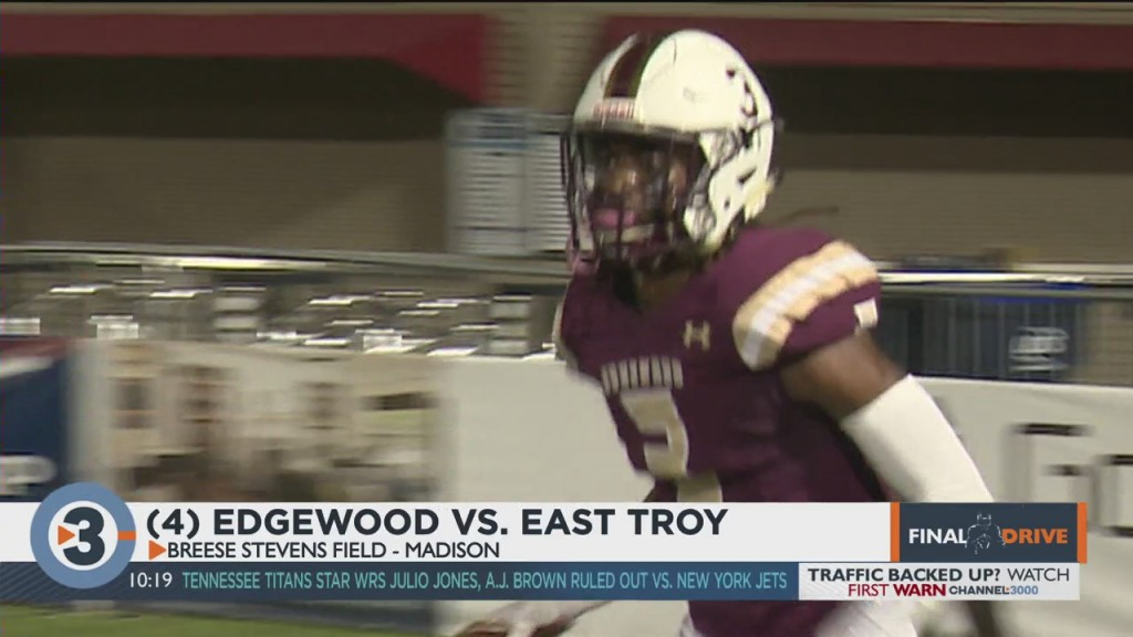 Edgewood Blows Past East Troy