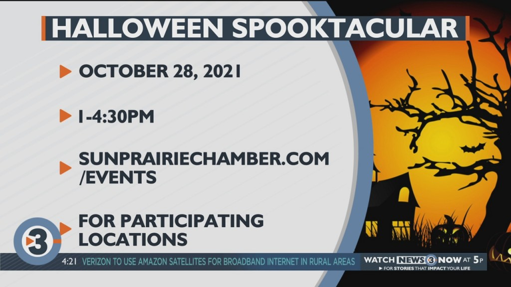 Sun Prairie Chamber Of Commerce To Host Halloween Spooktacular Event