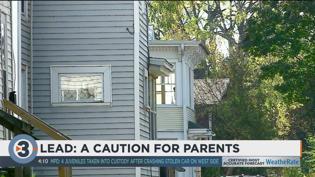Health Officials Warn Against The Presence Of Lead Paint