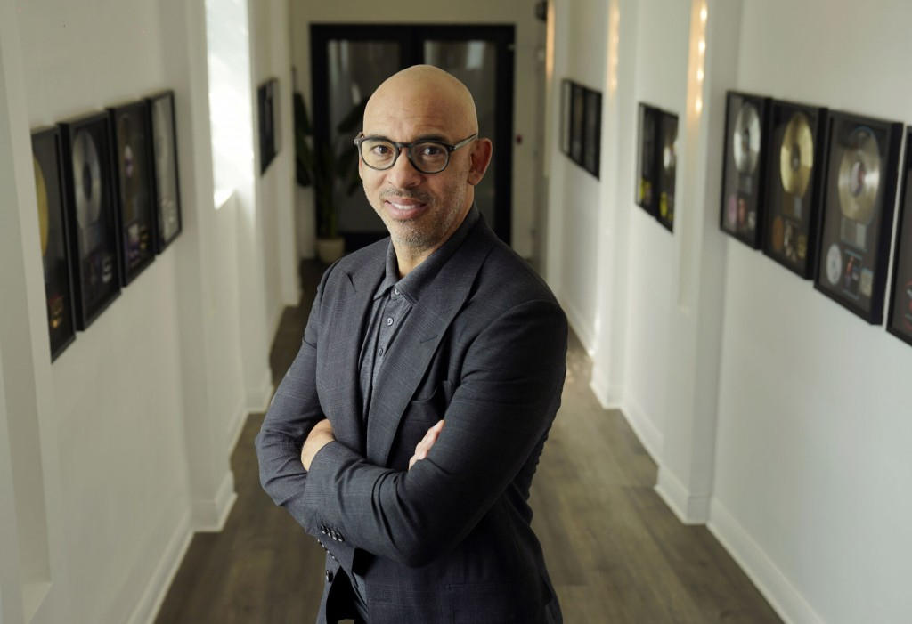 Grammys Ceo On A Mission To Regain Music Community's Trust
