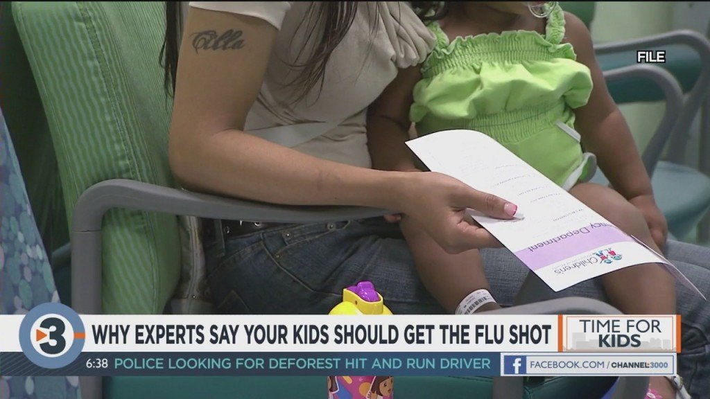 Ssm Health: Flu Shot More Important Than Ever This Year