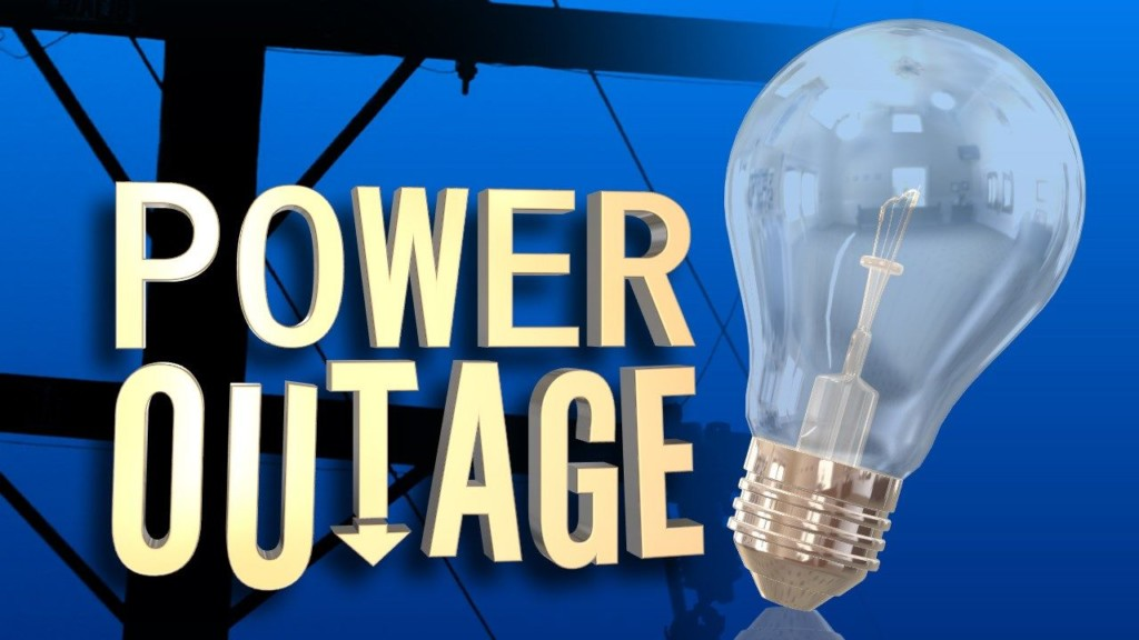 Overnight Power Outage Impacts Several Hundred in Victoria