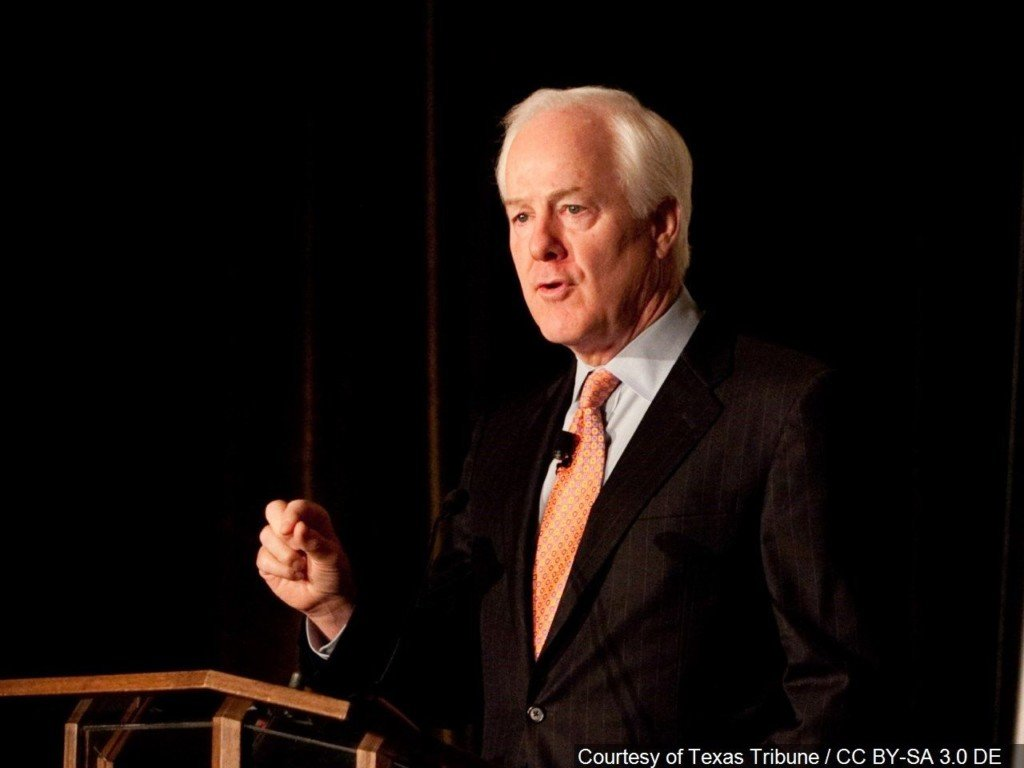 Senator John Cornyn Reaction to the President's Supreme Court Nominee