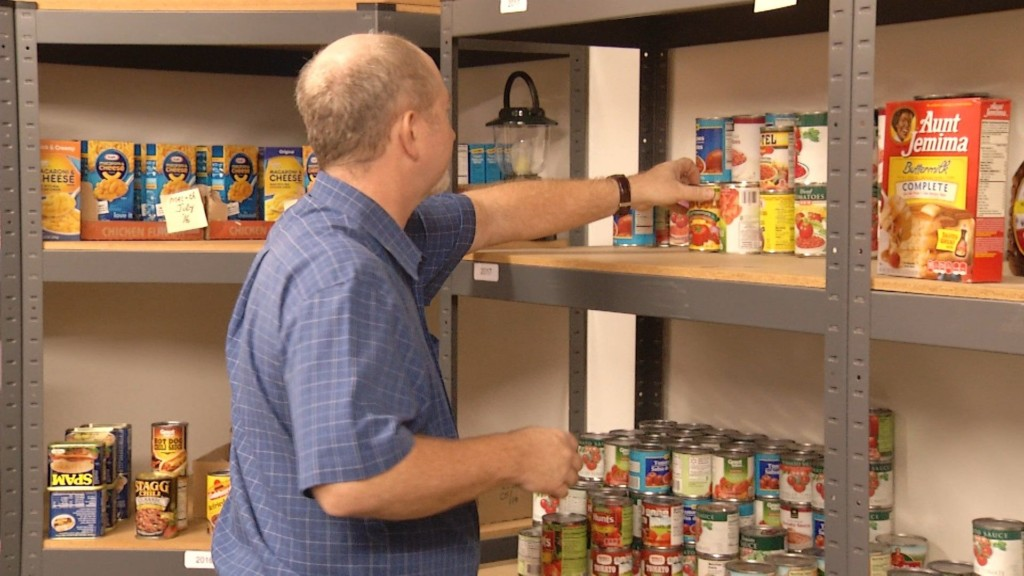 Port Lavaca Food Pantry Low on Donations