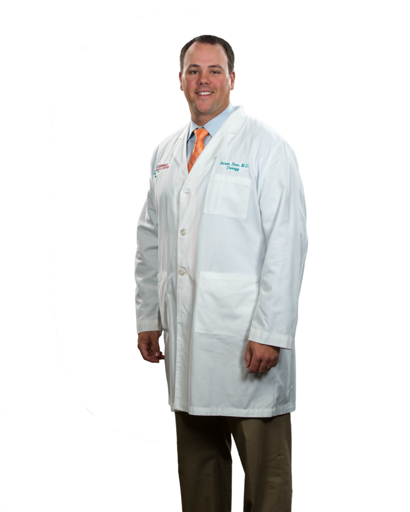 Meet the doctor: Dr. Aaron R. New, M.D.
