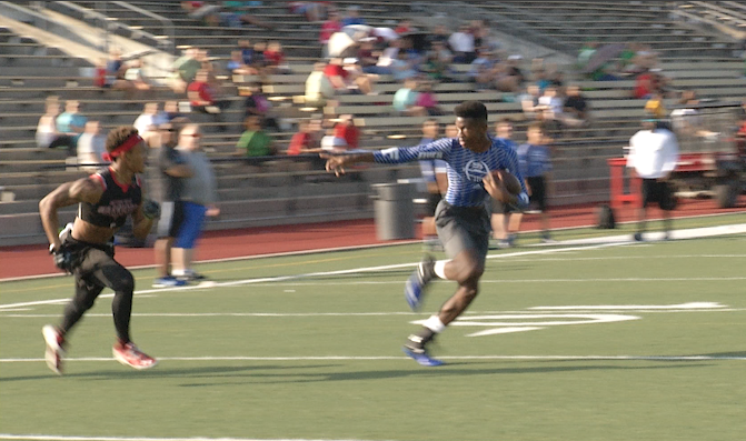 Area Teams Compete In Second 7-on-7 Tournament