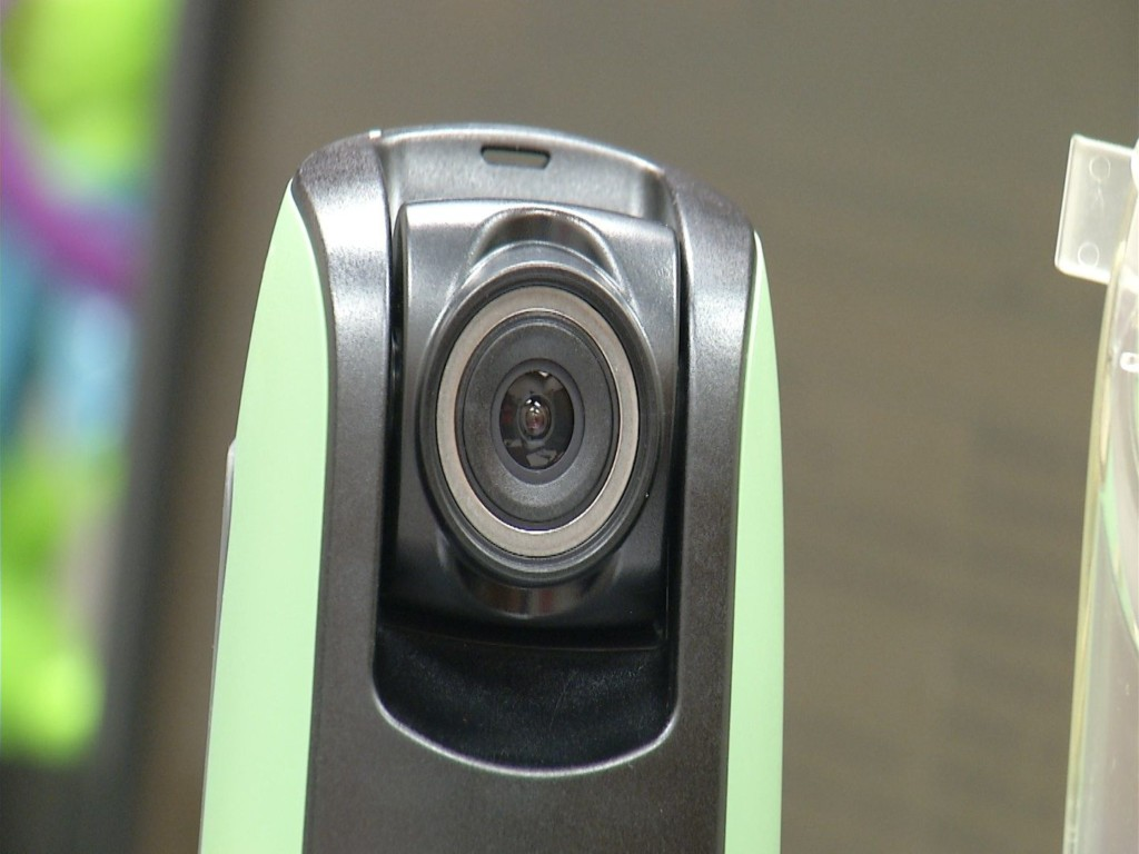 Camera Found At New Splash Pad